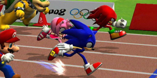 Mario and Sonic at the Olympic Winter Games screenshot