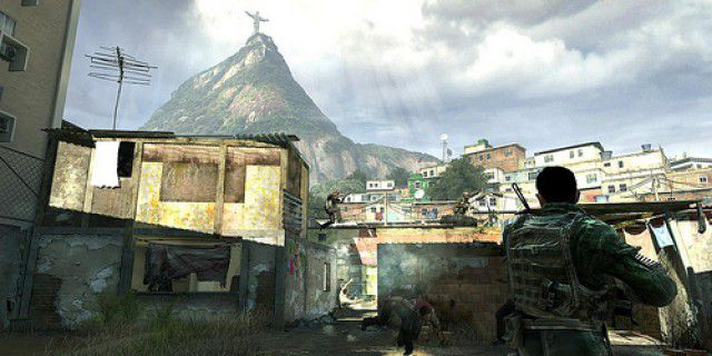 Modern Warfare 2 screenshot