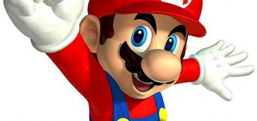 New Super Mario Bros screenshot