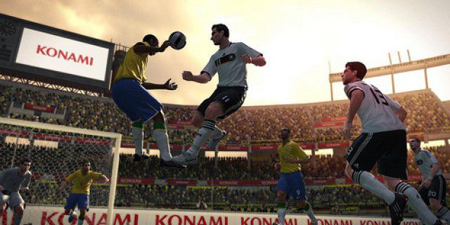 Pro Evolution Soccer 2010 screenshot