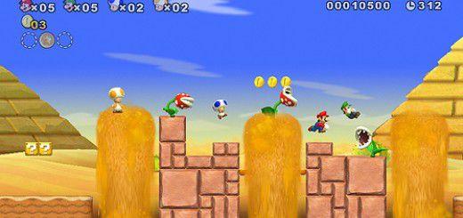 New Super Mario Bros picture