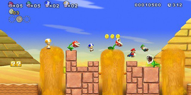 New Super Mario Bros picture