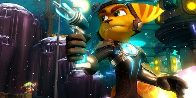 Ratchet and Clank A Crack in Time