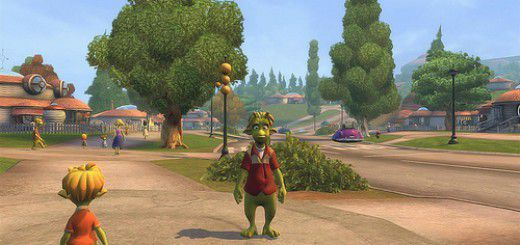 Planet 51 The Game picture