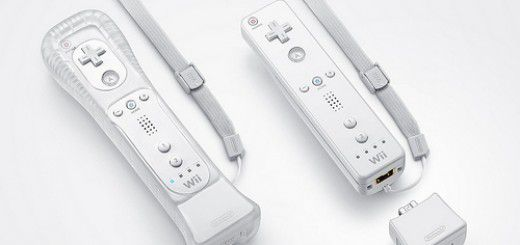 Wii Motion Plus controller