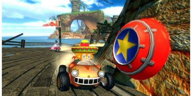 Sonic and Sega All Star Racing
