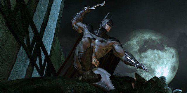 Batman Arkham Asylum Game Of The Year Edition 3D support
