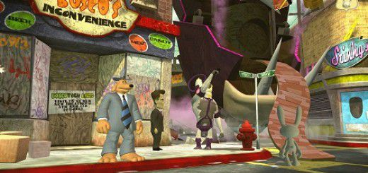 Sam and Max in The Devils Playhouse