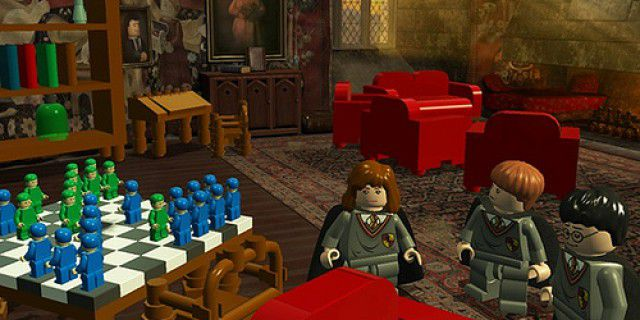 Lego Harry Potter Years 1 to 4