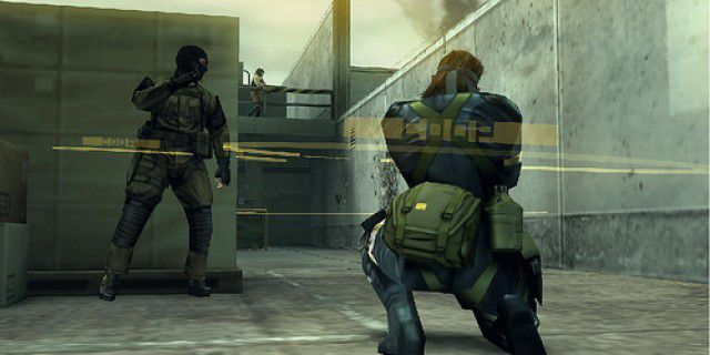Metal Gear Solid Peace Walker picture