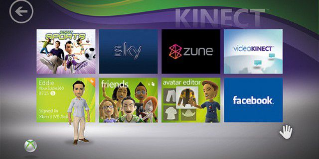 Official Kinect Xbox 360 release dates announced