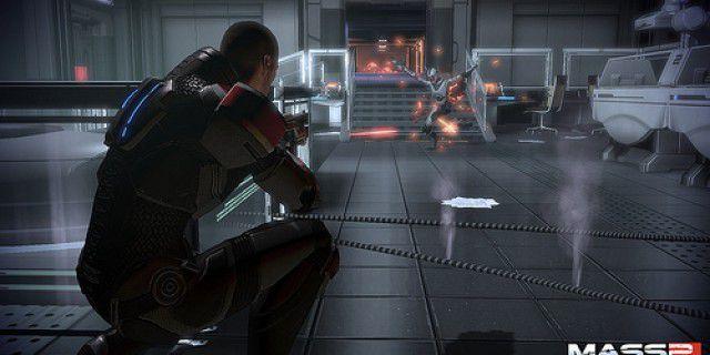 Screenshot of Mass Effect 2