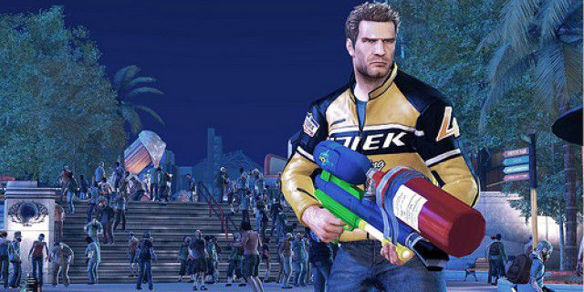 Screenshot of Dead Rising 2
