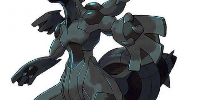 Screenshot of Pokemon Black and White