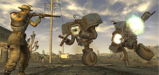 Screenshot of Fallout New Vegas