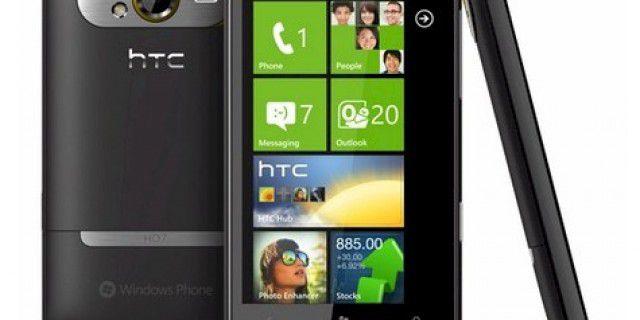 HTC HD7 Trophy