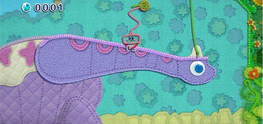 Kirbys Epic Yarn screenshot