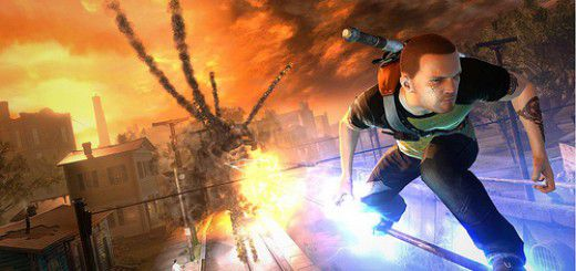 InFamous 2 picture