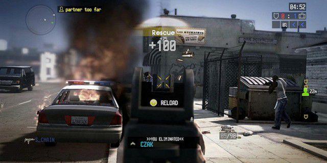 Call of Juarez The Cartel screenshot