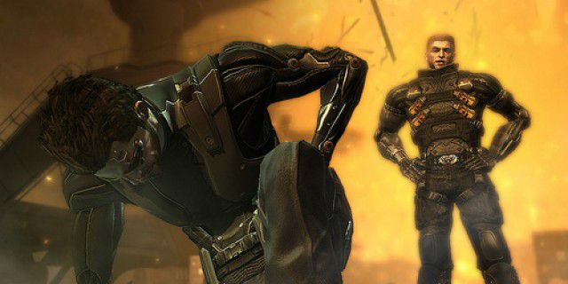 Screenshot of Deus Ex Human Revolution
