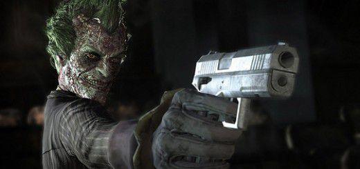 Screenshot of Batman Arkham City