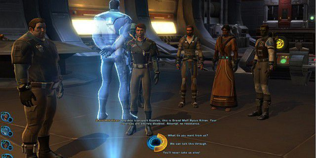Star Wars The Old Republic picture