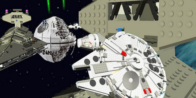 Lego Star Wars The Complete Saga screenshot