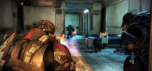 Mass Effect 3 multiplayer could topple Battlefield 3