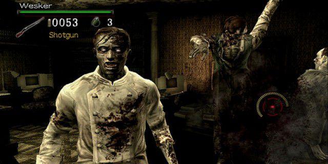 Resident Evil Chronicles HD