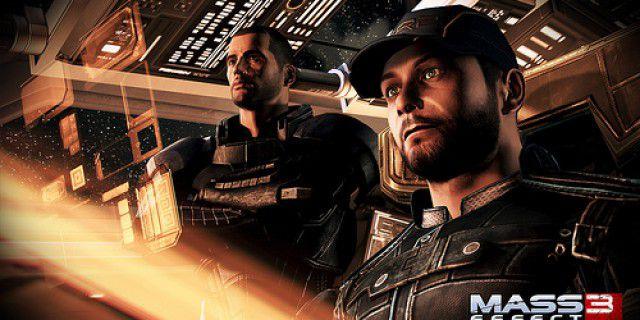 Screenshot of Mass Effect 3