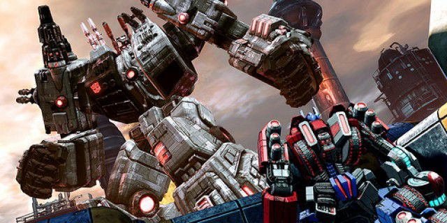 Transformers Fall of Cybertron picture