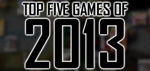 Top 5 games of 2012