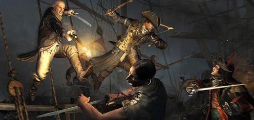 Screenshot of Assassins Creed 3