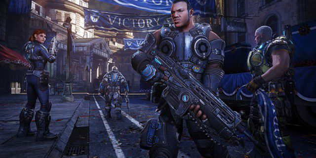 Gears of War Judgment picture