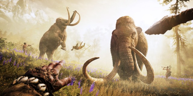 Far Cry Primal screenshots