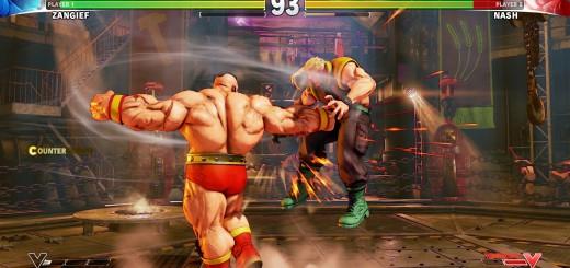 Street Fighter V screenshots