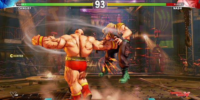 Street Fighter V screenshots