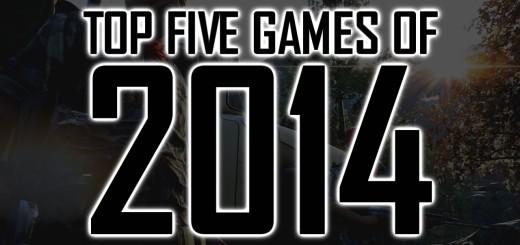 Top Five Games of 2014