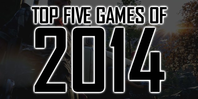 Top Five Games of 2014