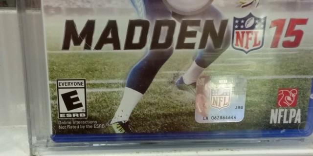 Madden NFL 2015
