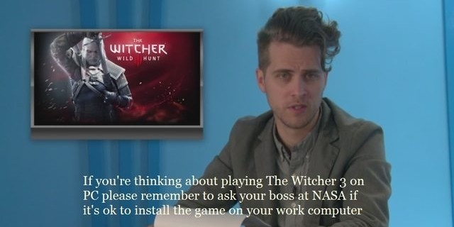 Witcher 3 PC specs