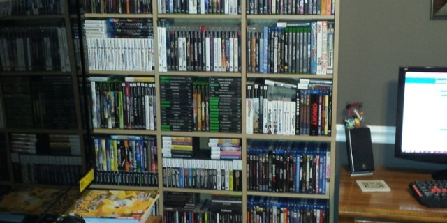 World's largest games collection
