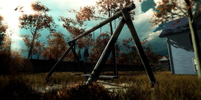 Slender The Arrival screenshot